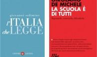 Martedì 1 Febbraio 2011, ore 18.00 LA SCUOLA CHE LEGGE conversazione con Girolamo De Michele (La scuola è di tutti, minimum fax, 2010) Giovanni Solimine...