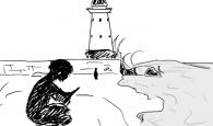 (Erri De Luca, I pesci non chiudono gli occhi, Feltrinelli 2011) a cura dei ragazzi del Istituto superiore di Stato von Neumann, Roma